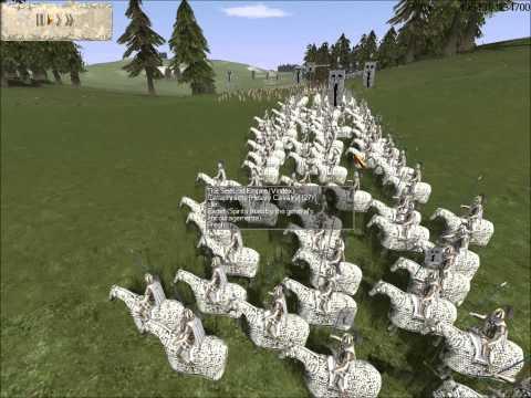 Rome Total War Online Battle #2000: one vs two