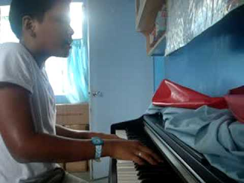 Never Let you Go Piano Cover - Mark Anthony Atienza