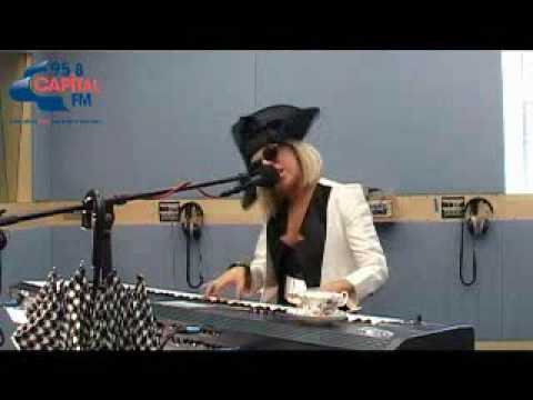 Lady Gaga - Paparazzi (Live Acoustic)
