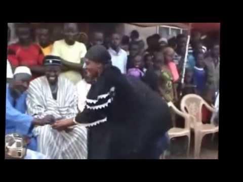 Dagbani Movie Star Sanka Performes Dagbani Traditional Dance in Tamale Northern Region Ghana visit www.dagbonweb,com for more info.