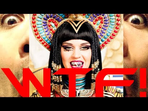 Katy Perry And Dark Horse. Seriously??? video