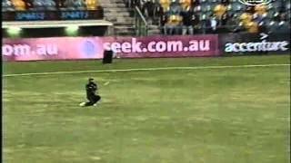 Shoaib Akhtar ball by ball GABBA 2002 vs Australia - magnificent spell.....