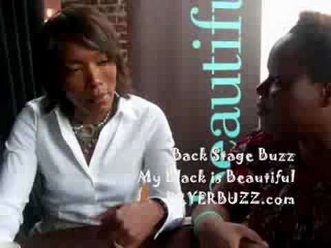 Back Stage Buzz with Angela Bassett