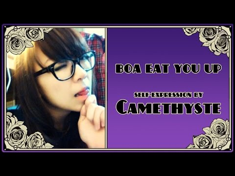 Eat You Up Self-Expression by Camethyste