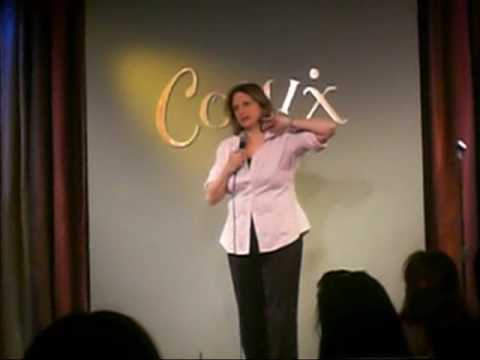 Cory Kahaney Live at comix comedy club