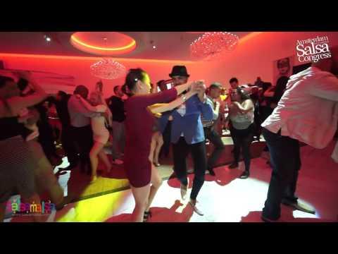 Fadi Fussion & Natasha Mao Social Salsa | AISC 2016