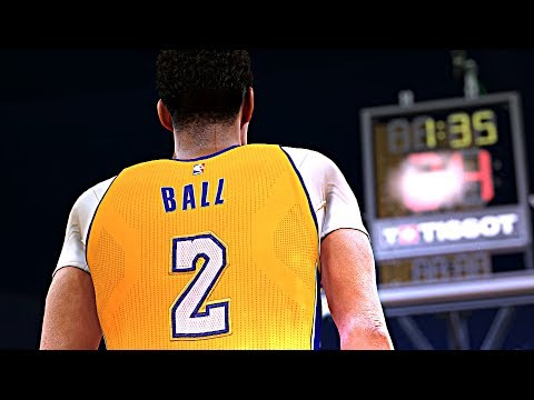 NBA 2K17 - Lonzo Ball Teaser