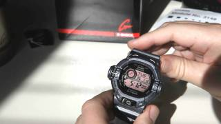 Review of G-Shock G-9200MS-8DR Riseman