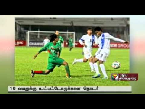 Indian women beat UAE in Asian Women's Football qualifier round