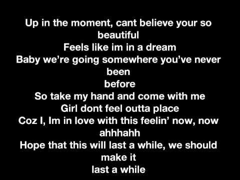 Chris Brown - Yeah X3 Lyrics video