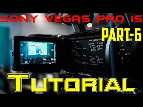 Sony Vegas Pro 15 | Best Video Editing Tutorials | Zoom in Zoom out effect in Sony Vegas