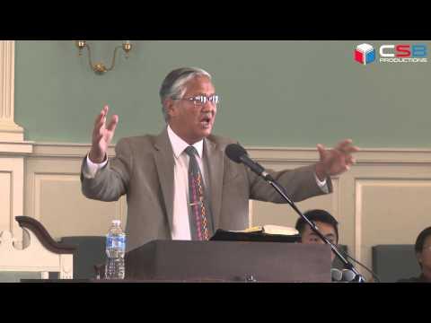 Sermon - Rev. Dr. Stephen Hre Kio (ICBM)