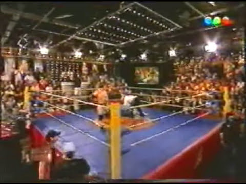 DICK TOGO / SATO  VS HIP HOP MEN 100%LUCHA*