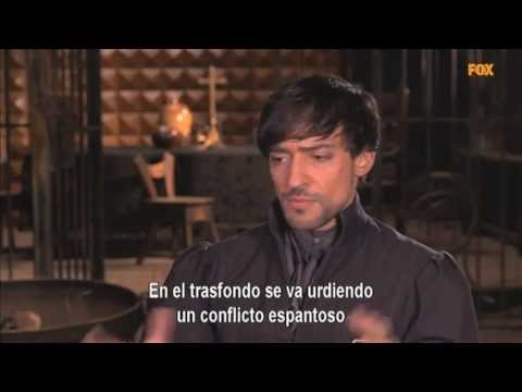 Blake Ritson talks about Da Vinci's Demons
