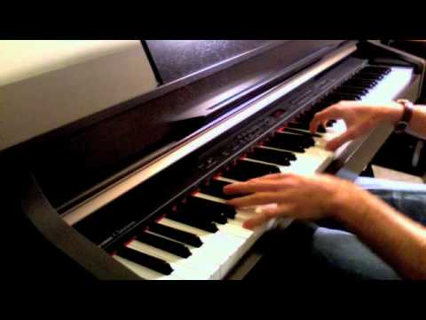 Bon Jovi - Thank You For Loving Me (Cover) (sheet music available...
