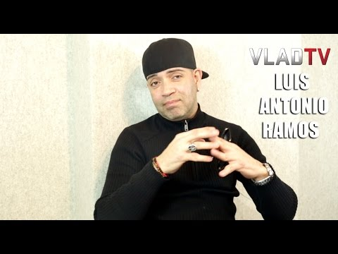 'Power' Actor Luis Antonio Ramos Talks Working With 50 Cent, Blacks & Latinos Getting More Work In Hollywood, Season 2 & More (Video)