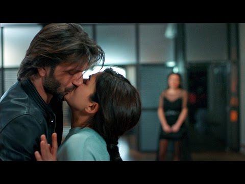 Kara Yazı 3. Bölüm - Mehmet'in, Yaren'i şok eden öpücüğü!