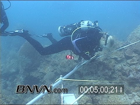 6/22/2007 Coral Reef Monitoring and Research Video