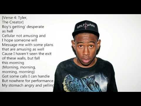 Tyler, The Creator Boredom lyrics