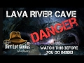 Lava River Cave Flagstaff AZ, watch this before you go inside.