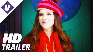 Noelle (2019) - Official Trailer | Anna Kendrick, Bill Hader, Billy Eichner | D23 2019