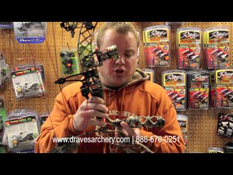 NEW 2013 Mathews Creed Review by Draves Archery