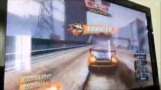 Burnout Paradise - 100% Solution for x20 Boost Chain (I found a BUG!)