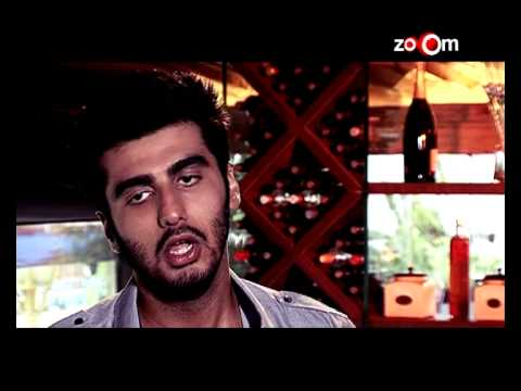 2 States Actor -- Arjun Kapoor talks about Being on a Film Set -- Genextrasss
