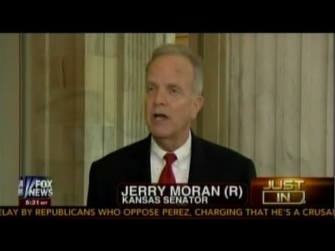Sen. Moran Discusses Latest on IRS Investigation on Fox News with Mike Emanuel