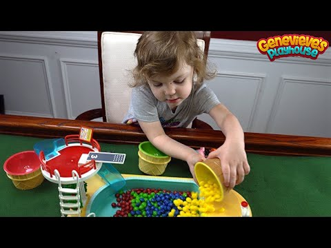 Best Learning Videos for Kids: Cute Kid Genevieve Teach Kids Colors, ABCs, and Counting 1 to 20!
