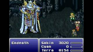 FF6 Darkness Of The Void: Exdeath