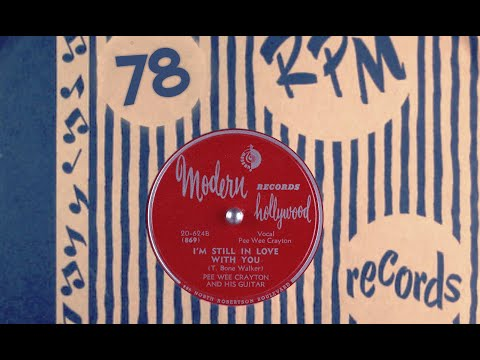 Pee Wee Crayton-Im Still In Love With You- Modern 624