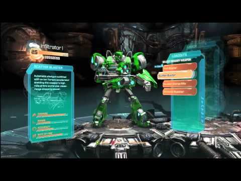 GamerLiveTV Went to Comic-Con To Look At Transformers Fall of Cybertron Multiplayer Gameplay Preview