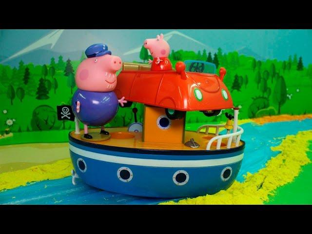 Свинка пеппа в школе Видео на Запорожском портале