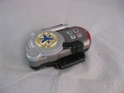 Retro Review: Rescue Morpher (Power Rangers Lightspeed Rescue)