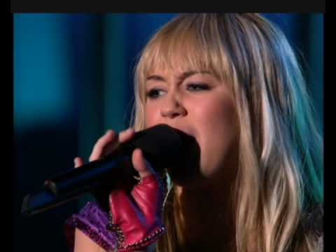 Miley Cyrus - Mixed Up (live)