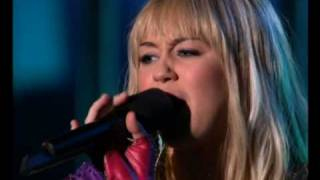 Клип Miley Cyrus - Mixed Up (live)