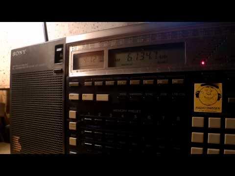 14 09 2015 Radio Aparecida in Portuguese to Brasil 0411 on 6134,7 Aparecida
