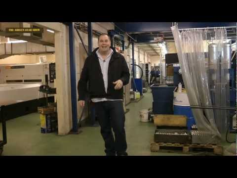 Air Arms Air Rifles & Air Guns - Inside The Factory