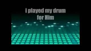 Watch Tobymac Little Drummer Boy video