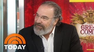 Mandy Patinkin On 'Great Comet Of 1812,' 'Princess Bride' (But Not 'Homeland')   TODAY