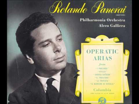 Rolando Panerai - Di Provenza il mar (La Traviata)