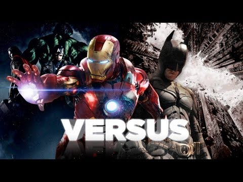 IGN Versus: The Dark Knight Rises vs. The Avengers