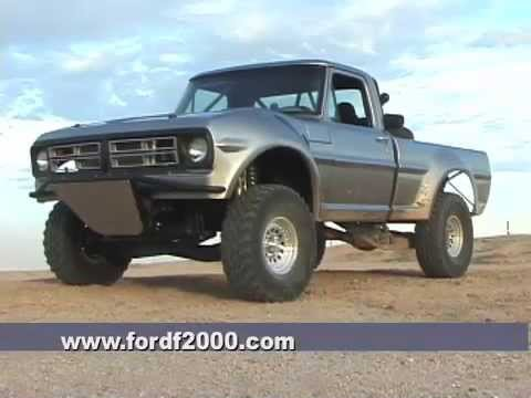 Trophy Truck 1000 HP Twin Turbo Pre runner Top Gear prerunner