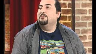 Kacebis Show me-8 gadacema stumari - Misha Mshvildadze 10.06.2012