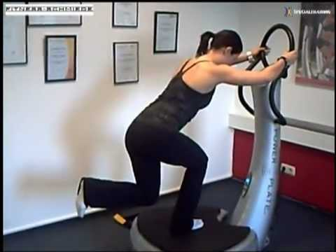 "FITNESS - Complete Body Workout ""Power Plate"""