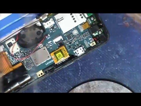 Как заменить гнездо зарядки на планшете prestigio
