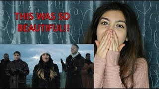 [OFFICIAL VIDEO] Where Are You, Christmas? - Pentatonix | REACTION