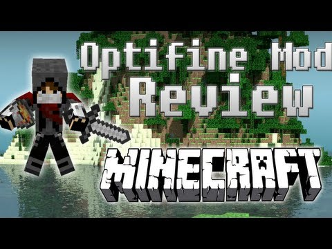 Minecraft: Optifine Mod Review 1.5.2 (HD)