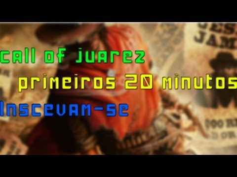 Call of Juarez Gunslinger - Primeiros 20 minutos